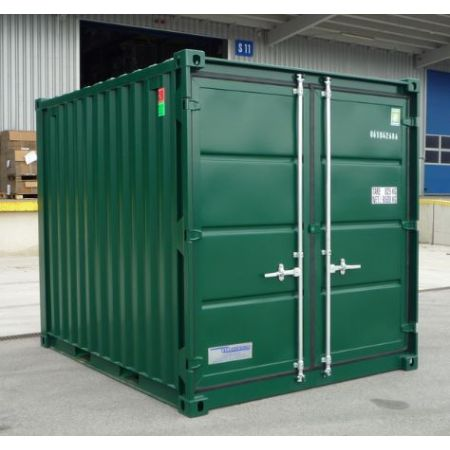 Container 7,5 pieds neuf stockage