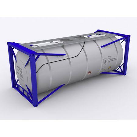 Container tank citerne