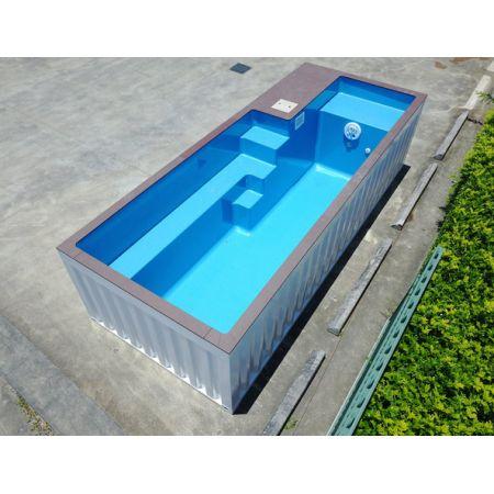 Piscine container