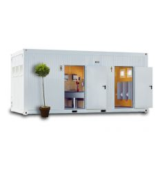 Container sanitaires
