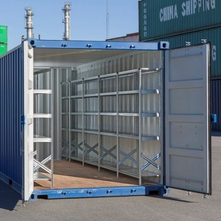 Container stockage