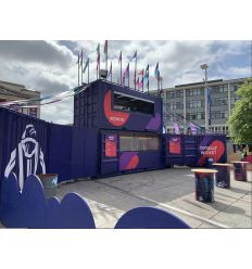 Containers Fan Zone