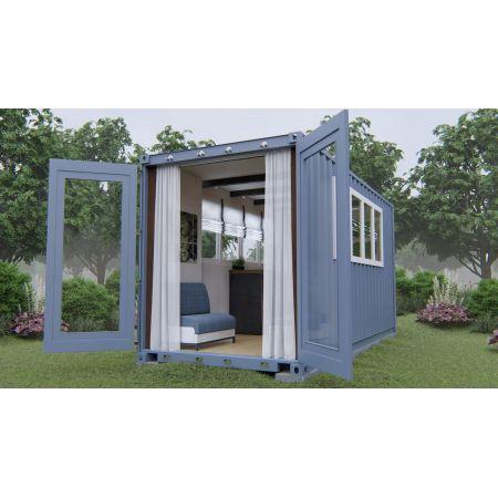 abri de jardin container 20 pieds