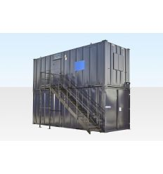 Escalier container