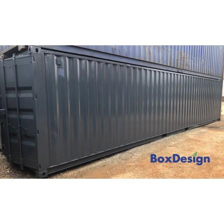 Container 40 pieds Dry reconditionné (Extérieur traité repeint)