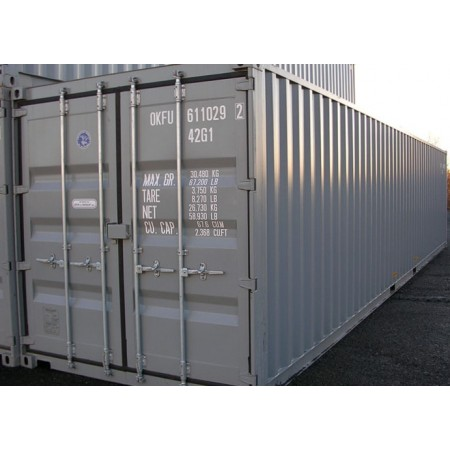Container 40 pieds Dry 1er voyage