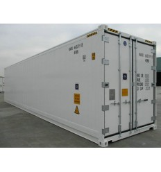 Container reefer 40 pieds 1er Voyage Thermo King