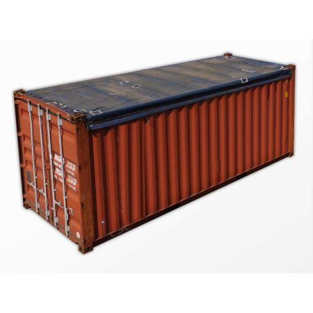 Container occasion 20 pieds Open Top