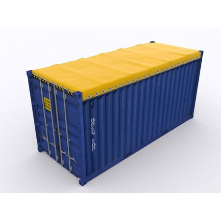 Container 20 pieds Open Top 1er voyage
