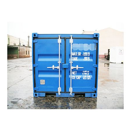 Container maritime 6 pieds neuf stockage