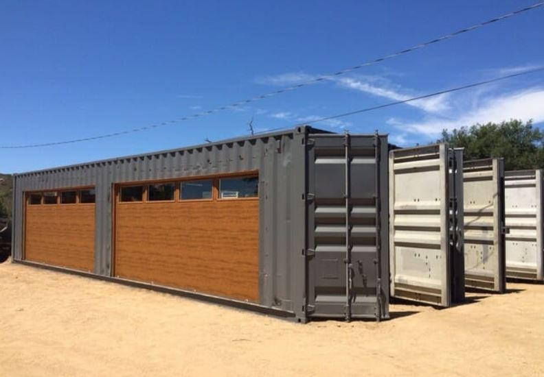 garage container luxe